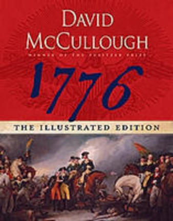 thesis of 1776 by david mccullough