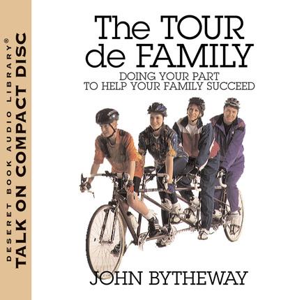 Tour de family cover