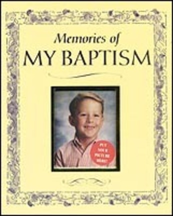Memories of My Baptism (Boy)