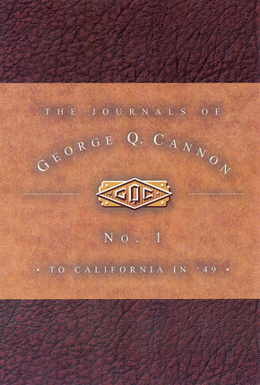 Journals of george cannon
