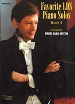 Favorite LDS Piano Solos, Book 4