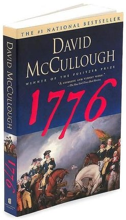 thesis of 1776 by david mccullough You have not saved any essays the sun never shined on a cause of greater wortheverything that is right or reasonable pleads for separation  - david mccullough.