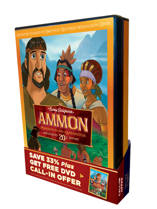 Ammon and Alma the Younger (2 Pack Set)