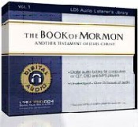The Book Of Mormon Cd