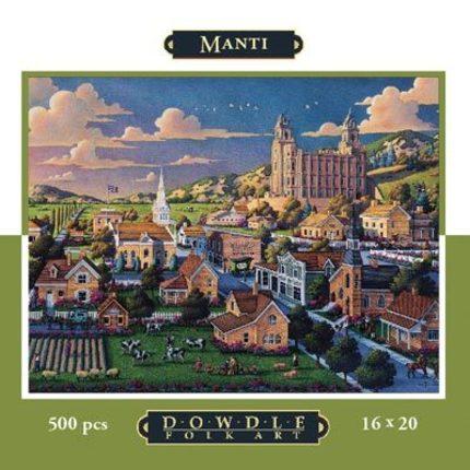 Manti Puzzle