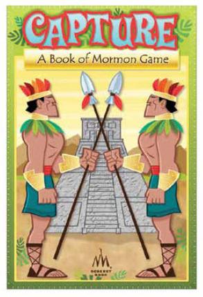 Capture: A Book of Mormon Card Game