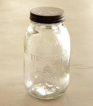 Deseret Pantry Mason Jar