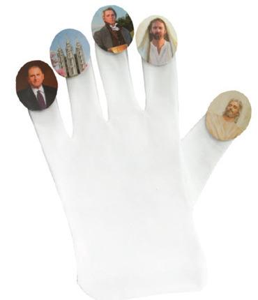 5048530 testimony glove