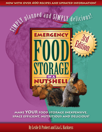 Emergency Food Storage in a Nutshell (3rd Edition)