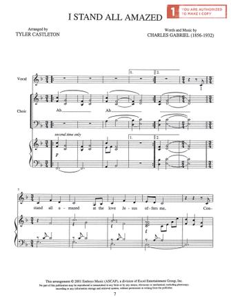 Sheet Music Deseret Book