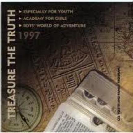 EFY 1997: Treasure the Truth (Songbook)