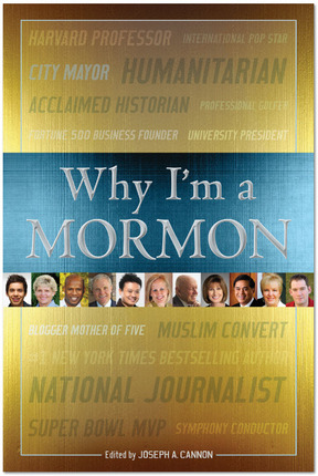 Why i m mormon