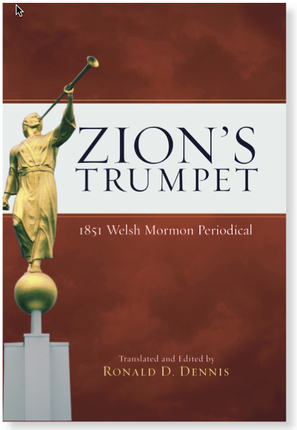Zion's Trumpet: 1851 Welsh Mormon Periodical