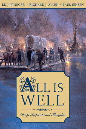 All Is Well Daily Inspirational Thoughts Deseret Book Magnificent Daily Inspirational Thoughts