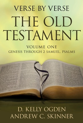 Verse by Verse, The Old Testament Volume 1