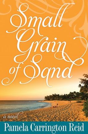 Small grain of sand
