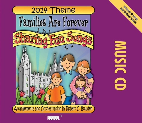 Cd families are forever sharing fun songs