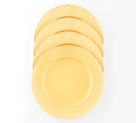 Honey Butter Tableware: Dinner Plate (Set of 4)