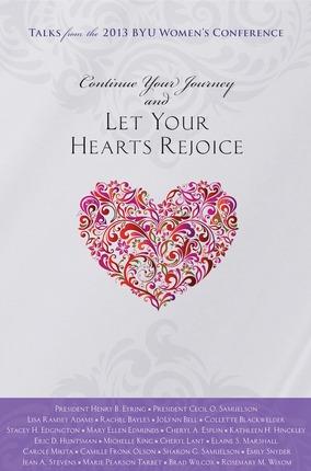 Continue your journey let your heart rejoice