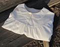 Trek womens round yoke blouse