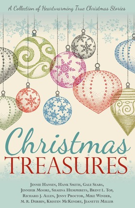 Christmas treasures cover