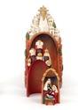 Nesting nativity 3 piece