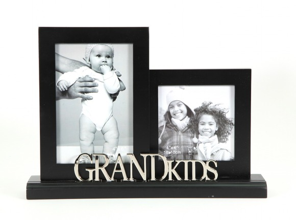 Grandkids double frame
