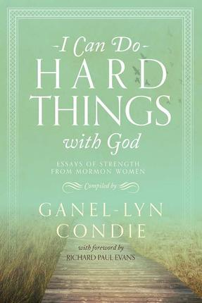I can do hard things with god cover