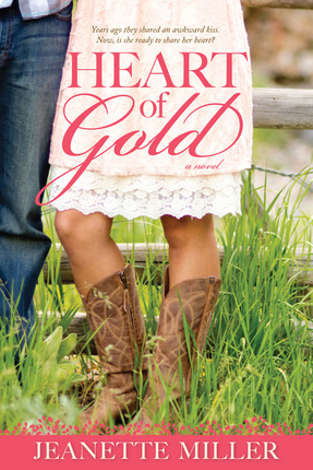 Heart of gold cover