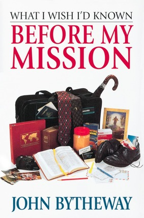 LDS books to prepare future missionaries