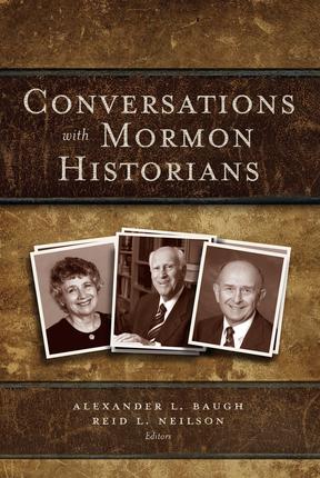 Mormon historians cover front