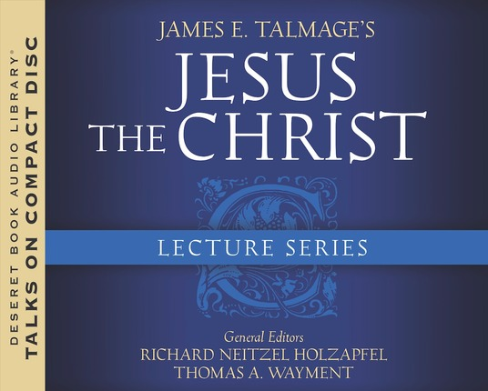 Cd jesus the christ lecture series