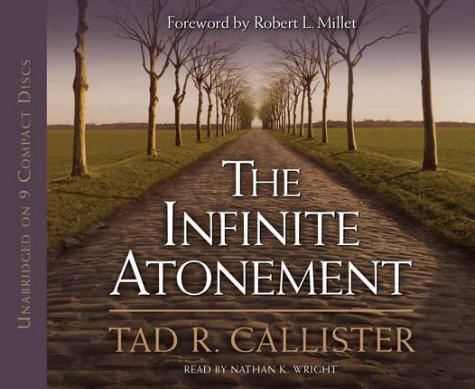 The infinite atonement deseret book the infinite atonement malvernweather Choice Image