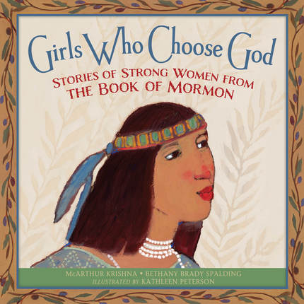 Girls Who Choose God the Book of Mormon