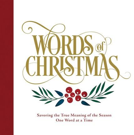 Words of christmas