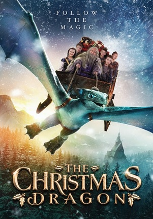The christmas dragon dvd