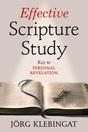 Effective Scripture Study
