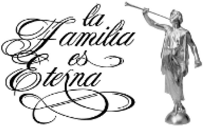 la familia es eterna the family is forever recommend holder