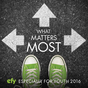 What Matters Most: EFY 2016