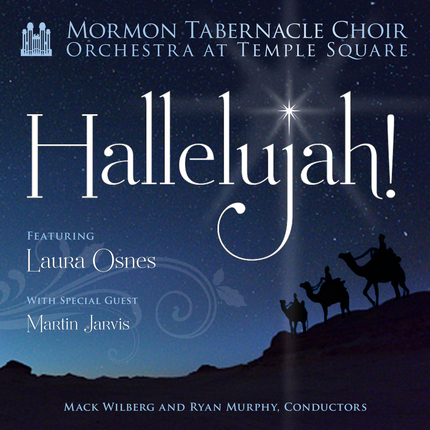 Hallelujah Featuring Laura Osnes And Martin Jarvis Deseret Book
