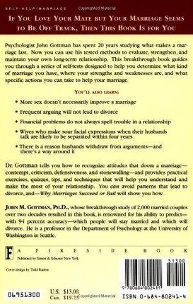 John gottman relationship quiz