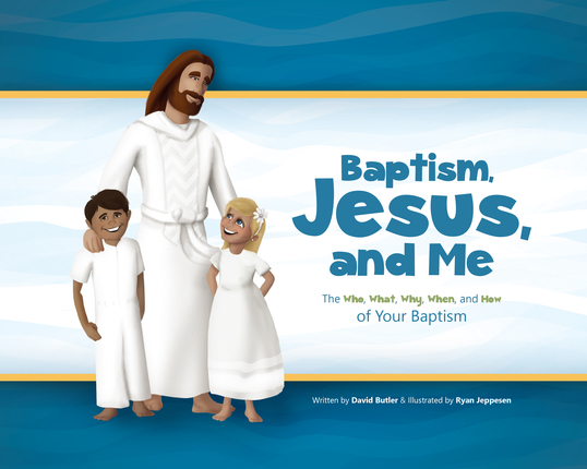 Baptism jesus and me cover