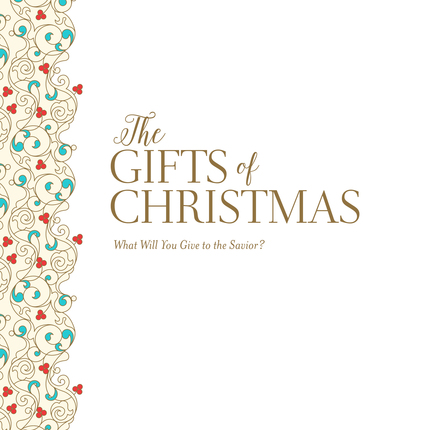 Gifts of christmas cover
