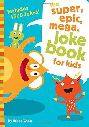 Super mega joke book for kids