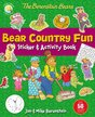 The Berenstain Bear County Fun Sticker and Activity Book