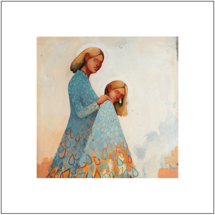 Beautiful LDS Art for Mothers
