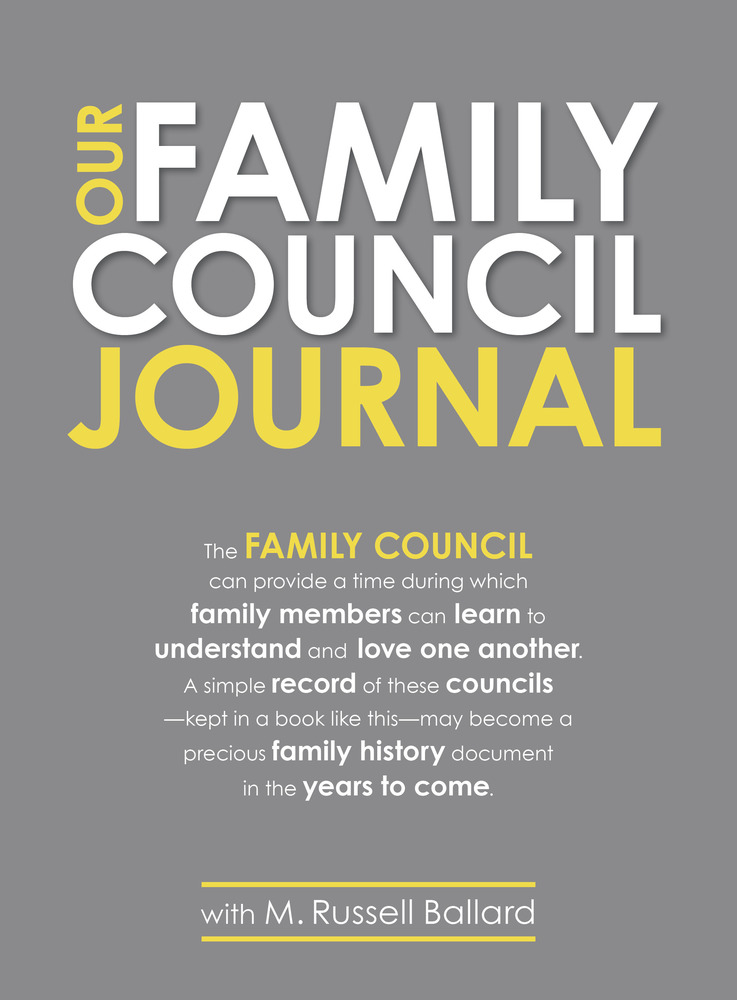 Our family council journal