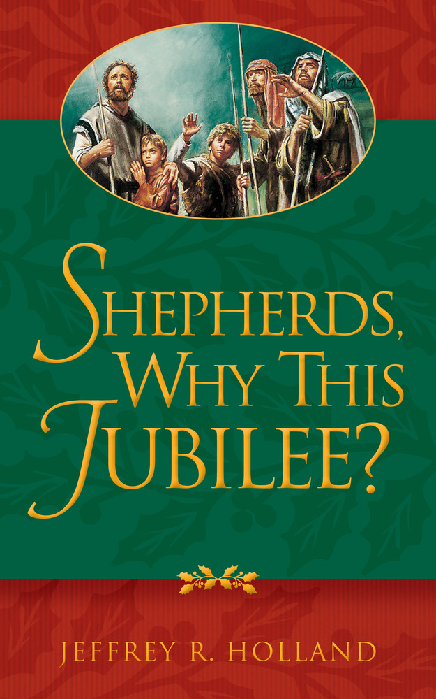 Shepherds why this jubilee pb