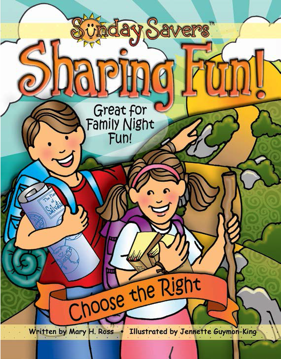 Sharing fun choose the right