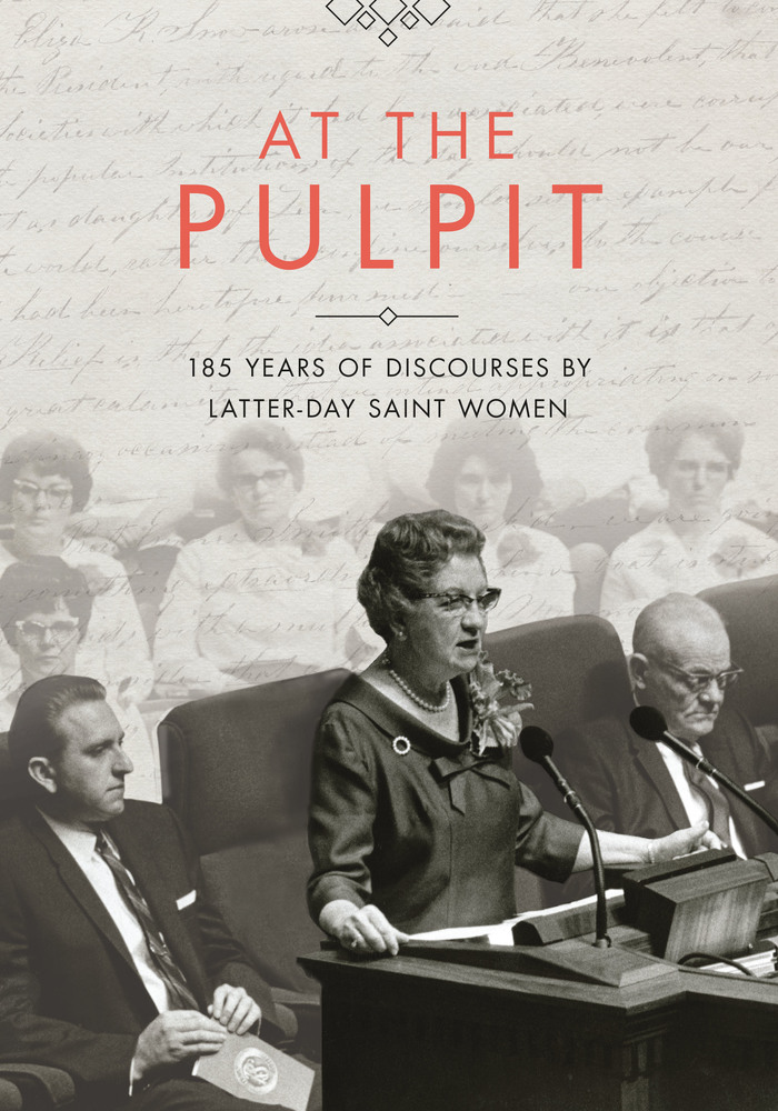 At the pulpit jacket marketing